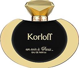 Parfumuri și produse cosmetice Korloff Paris Un Soir A Paris - Apă de parfum