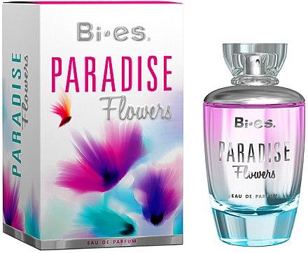 Bi-es Paradise Flowers - Apă de parfum (mini)