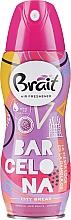 """Parfumuri și produse cosmetice Odorizant pentru casă """"City Break -Barcelona"""" - Brait Dry Air"""