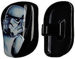 Parfumuri și produse cosmetice Perie de păr compactă - Tangle Teezer Compact Styler Star Wars Storm Trooper Brush