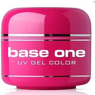 Gel pentru unghii - Silcare Base One Color Pastel — Imagine N1