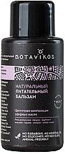 Parfumuri și produse cosmetice Balsam natural de păr - Botavikos Nourishing Natural Hair Balm (mini)