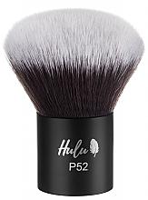 Parfumuri și produse cosmetice Pensulă pentru aplicarea bronzului, P52 - Hulu