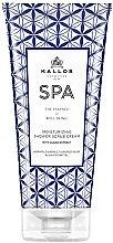 Parfumuri și produse cosmetice Scrub pentru duș - Kallos Cosmetics SPA Moisturizing Shower Scrub Cream With Algae Extract