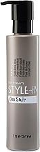 Parfumuri și produse cosmetice Fluid pentru ondularea și îndreptarea părului - Inebrya Style-In Fluido Duo Style