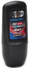 Parfumuri și produse cosmetice Deodorant roll-on - STR8 Body React