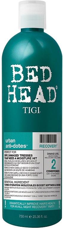 Balsam hidratant pentru păr uscat și deteriorat - Tigi Tigi Bed Head Urban Anti+dotes Recovery Conditioner