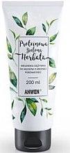 Parfumuri și produse cosmetice Balsam pentru păr cu porozitate medie - Anwen Protein Vegan Conditioner for Hair with Medium Porosity Green Tea