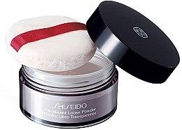 Parfumuri și produse cosmetice Pudră de față - Shiseido Translucent Loose Powder