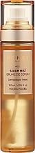 Parfumuri și produse cosmetice Ser-spray cu lactină pentru față - Holika Holika Honey Royal Lactin Serum Mist