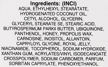 Ser de față - Bione Cosmetics Honey + Q10 Serum — Imagine N3
