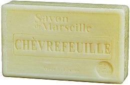 "Parfumuri și produse cosmetice Săpun natural ""Caprifoi"" - Le Chatelard 1802 Soap Honeysuckle"