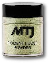 Parfumuri și produse cosmetice Pigment pulbere - MTJ Cosmetics Pigment