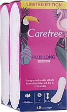 Parfumuri și produse cosmetice Absorbante de zi 2X40buc - Carefree Plus Long