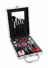 Parfumuri și produse cosmetice Geantă pentru cosmetică - Cosmetic 2K Beauty Train Case