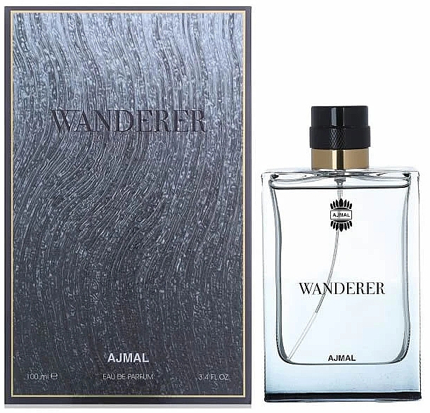 Ajmal Wanderer - Apă de parfum