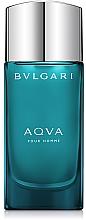 Parfumuri și produse cosmetice Bvlgari Aqva Pour Homme - Apa de toaletă