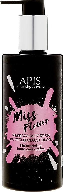 Cremă de mâini - APIS Professional Miss Flower Hand Cream — Imagine N1