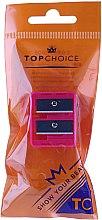 Духи, Парфюмерия, косметика Точилка двойная для карандашей, 2199, розовая - Top Choice