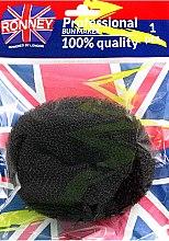 Духи, Парфюмерия, косметика Валик для прически, черный - Ronney Professional Bun Maker