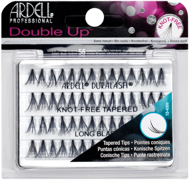 Gene false - Ardell Double Up Soft Touch Individuals Knot-Free Lashes — Imagine N1
