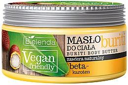 "Духи, Парфюмерия, косметика Масло для тела ""Бурити"" - Bielenda Vegan Friendly Buriti Body Butter"