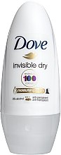 Parfumuri și produse cosmetice Deodorant cu bilă Invisible Care - Dove Invisible dry 48H
