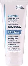 Parfumuri și produse cosmetice Cremă pentru pielea foarte uscată și atopică - Ducray Dexyane Creme Emolliente Anti-Grattage