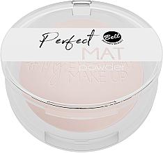 Parfumuri și produse cosmetice Pudră mată de față - Bell Perfect Mat Powder