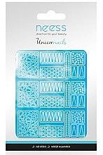 Parfumuri și produse cosmetice Abțibilduri pentru unghii, 3693 - Neess