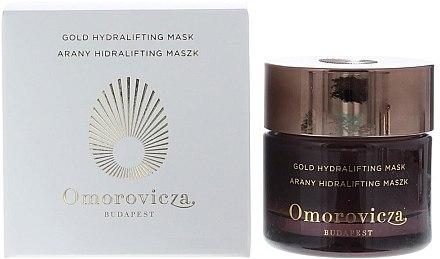 Золотая лифтинг-маска для лица - Omorovicza Gold Hydralifting Mask — фото N1