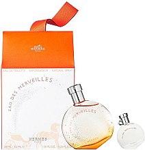 Parfumuri și produse cosmetice Hermes Eau Des Merveilles - Set (edt/50ml + edt/7.5ml)
