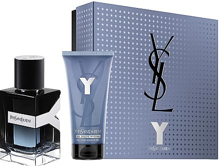 Yves Saint Laurent Y Pour Homme - Set (edp/60ml + sh/gel/50ml)
