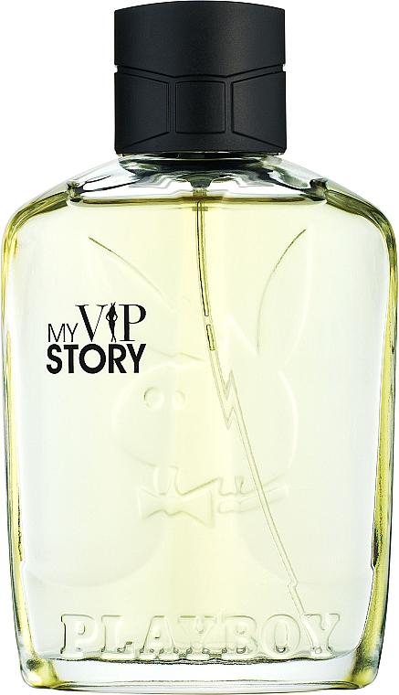 Playboy My VIP Story - Apă de toaletă — Imagine N1