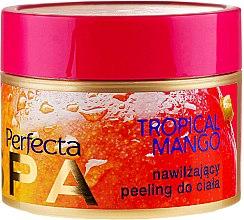 "Parfumuri și produse cosmetice Peeling de corp ""Mango"" - Perfecta Spa Tropical Mango Body Scrub"
