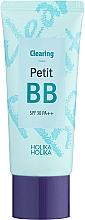 Духи, Парфюмерия, косметика BB крем очищающий - Holika Holika Clearing Petit BB Cream