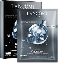 Parfumuri și produse cosmetice Mască pentru zona ochilor - Lancome Genifique Hydrogel Melting Eye Mask