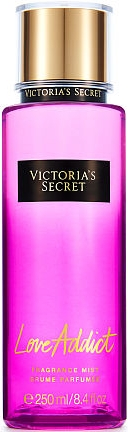 Spray parfumat pentru corp - Victoria's Secret Love Addict Mist — Imagine N1