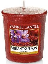 Parfumuri și produse cosmetice Lumânare aromatică - Yankee Candle Vibrant Saffron