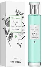 Parfumuri și produse cosmetice Allvernum Tea Leaf & White Woods - Парфюмированная вода