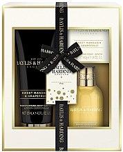 Parfumuri și produse cosmetice Set - Baylis & Harding Sweet Mandarine and Grapefruit (b/lot/125ml + b/wash/100ml + soap/40g)