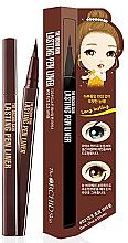 Духи, Парфюмерия, косметика Карандаш-подводка для глаз - The Orchid Skin Lasting Pen Liner