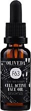 Parfumuri și produse cosmetice Ulei de față - Oliveda F63 Olive Tree Therapy Cell Active Face Oil
