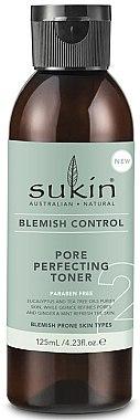 Tonic pentru față - Sukin Blemish Control Pore Perfecting Toner