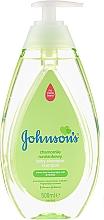Parfumuri și produse cosmetice Șampon cu mușețel pentru copii - Johnson's Baby Chamomile