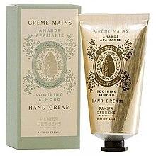 """Parfumuri și produse cosmetice Crema de mâini """"Migdale"""" - Panier Des Sens Almond Hand Cream"""