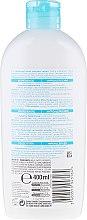 Apă micelară pentru pielea uscată - Mixa Hyalurogel Cleansing Micellar Milk — Imagine N2