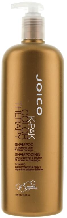 Set - Joico K-Pak Color Therapy (shm/500ml + cond/500ml) — Imagine N4