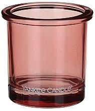 Parfumuri și produse cosmetice Sfeșnic pentru lumânări votive - Yankee Candle POP Coral Tealight Votive Holder