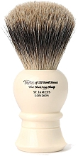 Parfumuri și produse cosmetice Pămătuf de ras, P2236 - Taylor of Old Bond Street Shaving Brush Pure Badger size XL